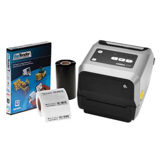 Cannabis Testing Label Printing Kit (300 dpi - Professional